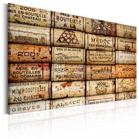Tableau  Vineyard of Memories