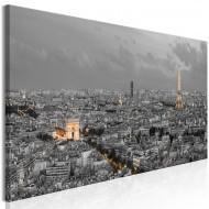 Tableau  Panorama of Paris (1 Part) Narrow
