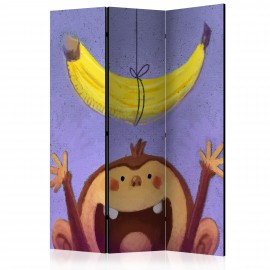 Paravent 3 volets - Bananana [Room Dividers]