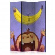 Paravent 3 volets  Bananana [Room Dividers]
