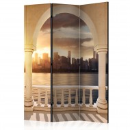 Paravent 3 volets  Dream about New York [Room Dividers]
