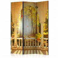 Paravent 3 volets  Dream About Autumnal Forest [Room Dividers]