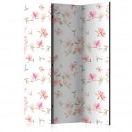 Paravent 3 volets  Fresh Magnolias [Room Dividers]