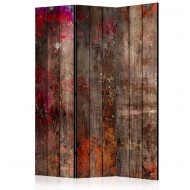 Paravent 3 volets  Stained Wood [Room Dividers]