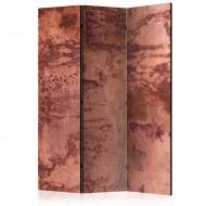 Paravent 3 volets  Red Metal Sheet [Room Dividers]