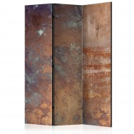 Paravent 3 volets  Rusty Plate [Room Dividers]