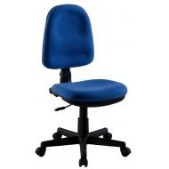 Chaise de Bureau Bleue