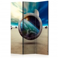 Paravent 3 volets  Planet Walk [Room Dividers]