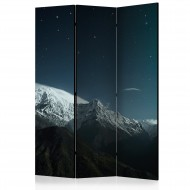 Paravent 3 volets  Northern lights [Room Dividers]
