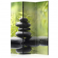 Paravent 3 volets  Serenity of nature [Room Dividers]