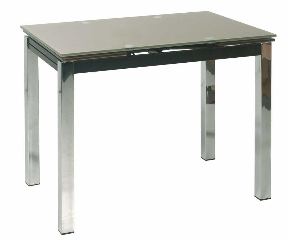 Table de cuisine noir best ilot central table ideas on for Table de cuisine noir