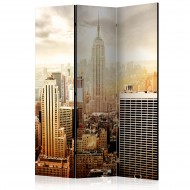 Paravent 3 volets  Uncombed by wind  [Room Dividers]