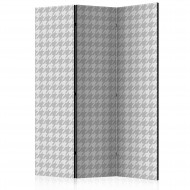 Paravent 3 volets   Dogtooth Check [Room Dividers]