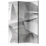 Paravent 3 volets  Frozen wings [Room Dividers]