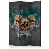Paravent 3 volets  Darkness II [Room Dividers]