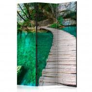 Paravent 3 volets  Plitvice Lakes National Park, Croatia [Room Dividers]