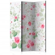 Paravent 3 volets  Rosy pleasures [Room Dividers]