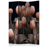 Paravent 3 volets  Ladies among the flowers [Room Dividers]