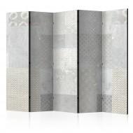 Paravent 5 volets  Tiles [Room Dividers]