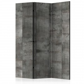 Paravent 3 volets - Steel design [Room Dividers]