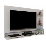 Suppport Mural TV 42 Pouces Blanc