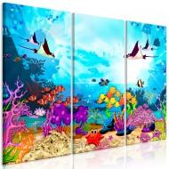 Tableau  Underwater Fun (3 Parts)