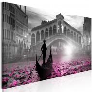 Tableau  Magic Venice (1 Part) Narrow Grey
