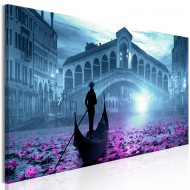 Tableau  Magic Venice (1 Part) Narrow Blue