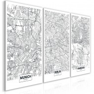 Tableau  German Metropolises (Collection)