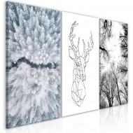 Tableau  Deers Life (Collection)