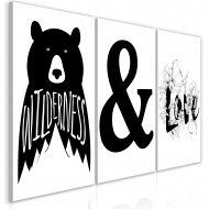 Tableau  Willderness and Love (Collection)