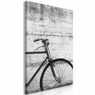 Tableau  Bicycle And Concrete (1 Part) Vertical