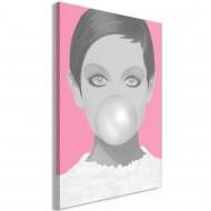 Tableau  Bubble Gum (1 Part) Vertical