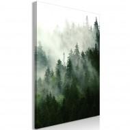 Tableau  Coniferous Forest (1 Part) Vertical