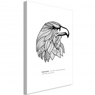 Tableau  Eagle of Freedom (1 Part) Vertical