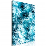Tableau  Sea Currents (1 Part) Vertical