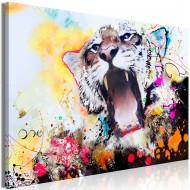 Tableau  Tigers Roar (1 Part) Wide