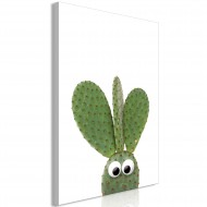 Tableau  Ear Cactus (1 Part) Vertical