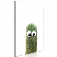 Tableau  Prickly Friend (1 Part) Vertical