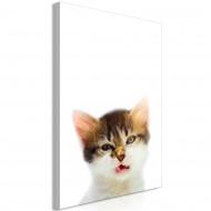 Tableau  Vexed Cat (1 Part) Vertical