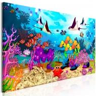 Tableau  Underwater Fun (1 Part) Narrow