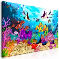 Tableau  Underwater Fun (1 Part) Wide
