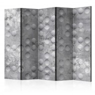 Paravent 5 volets  Dancing bubbles II [Room Dividers]