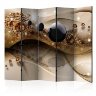 Paravent 5 volets  Jewel of Expression II [Room Dividers]