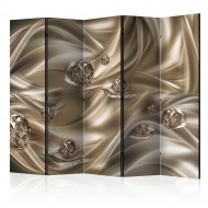 Paravent 5 volets  Velvet Kiss II [Room Dividers]