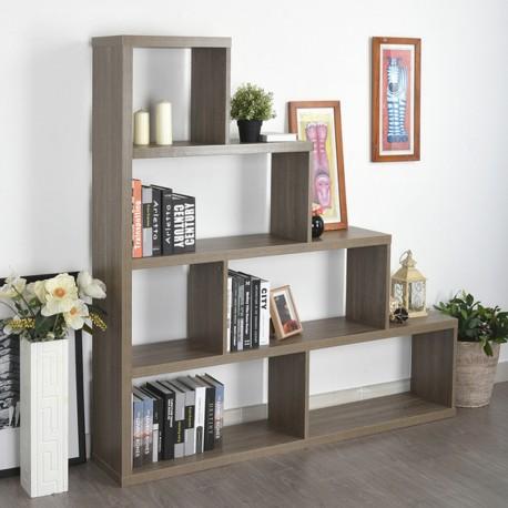 etag re escalier ch ne gris 155 cm. Black Bedroom Furniture Sets. Home Design Ideas