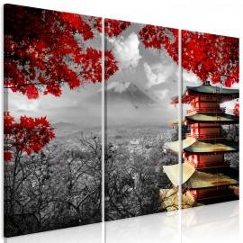 Tableau - Japanese Adventure (3 Parts)