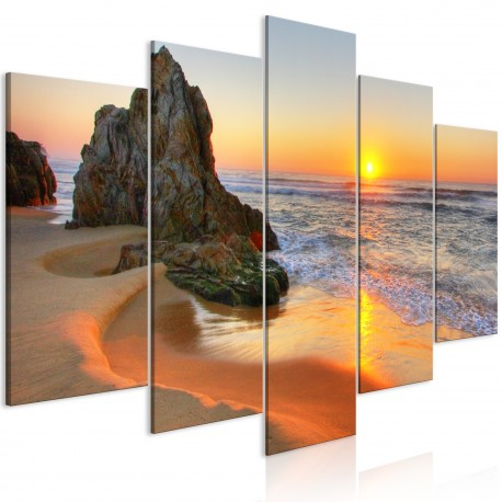 Tableau  Meeting at Sunset (5 Parts) Wide