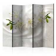 Paravent 5 volets  Romantic Glow II [Room Dividers]