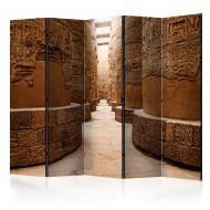 Paravent 5 volets  The Temple of Karnak, Egypt II [Room Dividers]
